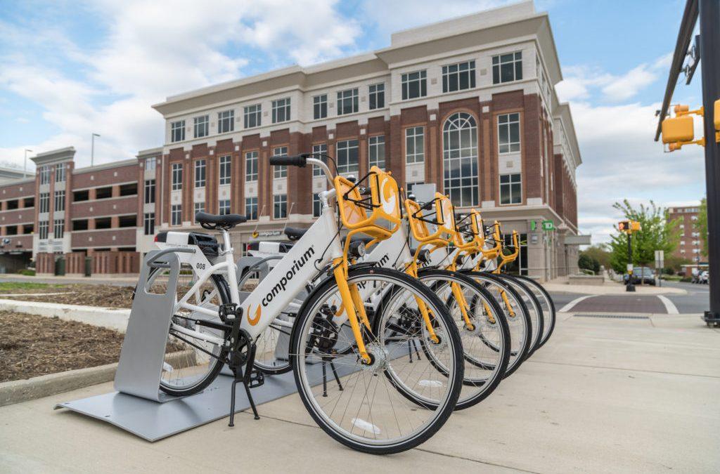 Comporium Bike Share