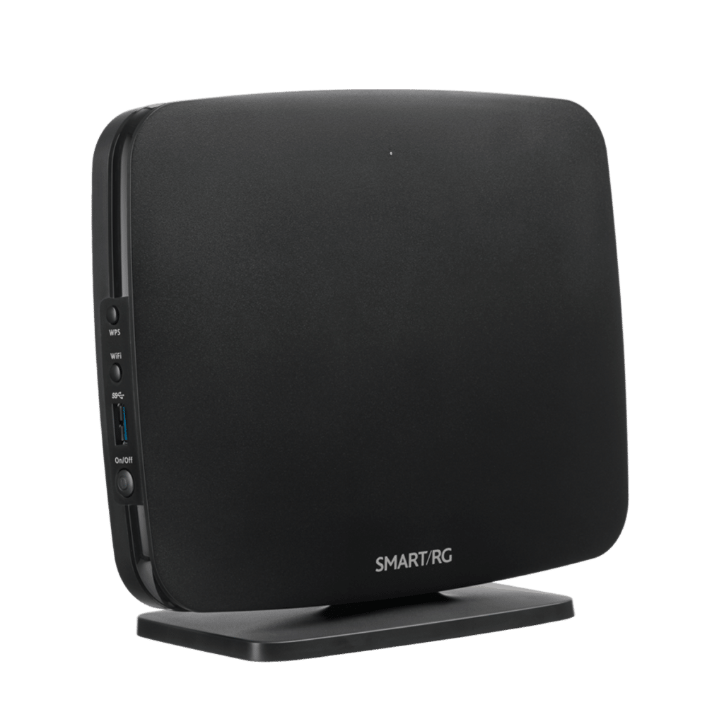 Smart RG router SR400